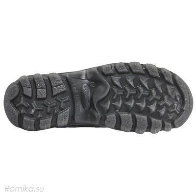 Зимние ботинки Yukon 01, цвет Черный (фото, вид 2)
