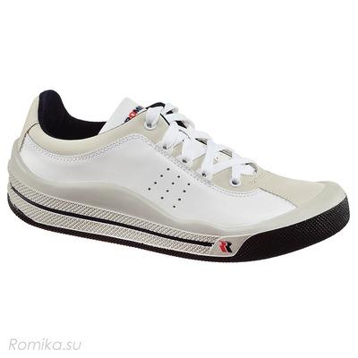 Кроссовки Tennis Master 201, цвет Weiss / Белый (фото, вид 1)