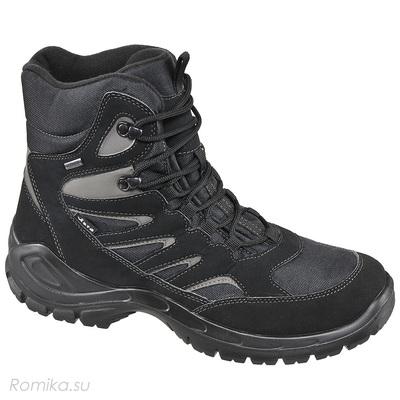 Зимние ботинки Vista 96043, цвет Schwarz (фото, вид 1)