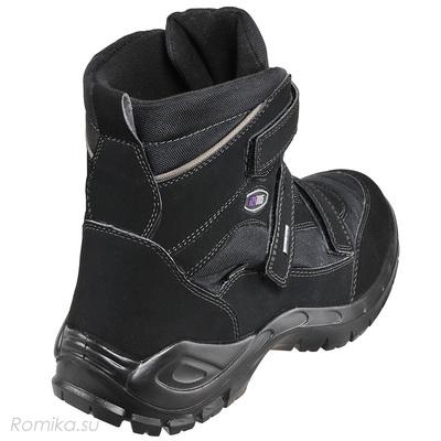 Зимние ботинки Vista 96030, цвет Schwarz (фото, вид 3)