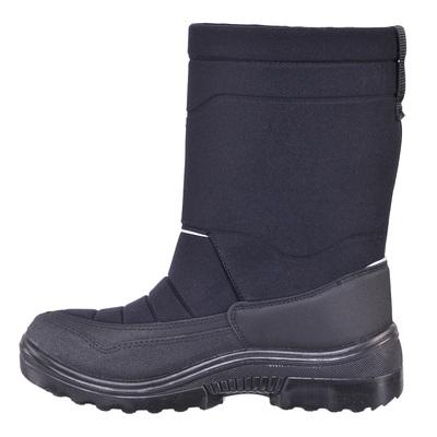 Зимние сапоги Universal, цвет Black (фото, вид 1)