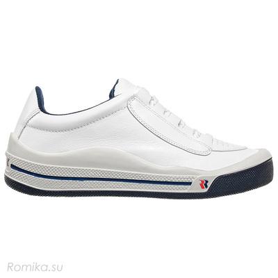 Кроссовки Tennis Master 205, цвет Weiss / Белый (фото, вид 1)