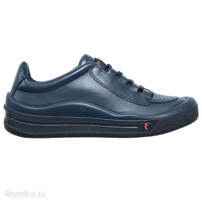 Кроссовки Tennis Master 205, цвет Navy / Синий (фото, вид 1)
