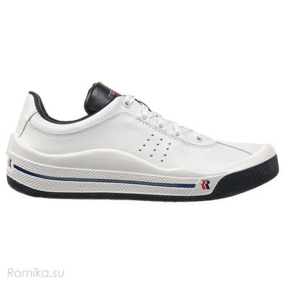Кроссовки Tennis Master 210, цвет Weiss / Белый (фото, вид 1)