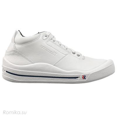 Кроссовки Tennis Master 204, цвет Weiss / Белый (фото, вид 1)