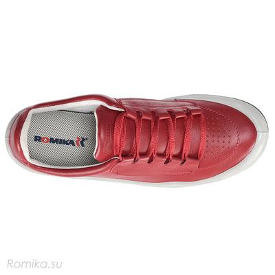 Кроссовки Tennis Master 205, цвет Red / Красный (фото, вид 2)