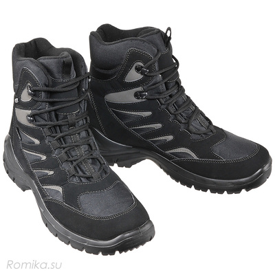 Зимние ботинки Vista 96043, цвет Schwarz (фото)