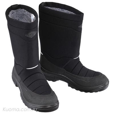 Зимние сапоги Universal Kuoma, цвет Black (фото)