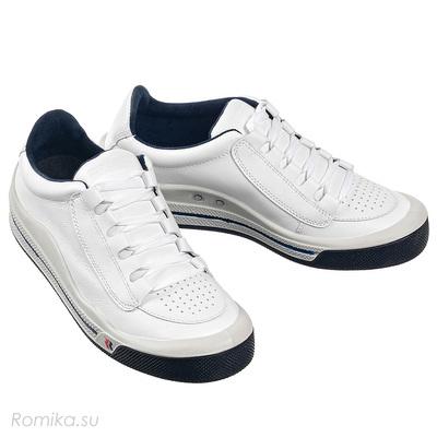 Кроссовки Tennis Master 205, цвет Weiss / Белый (фото)