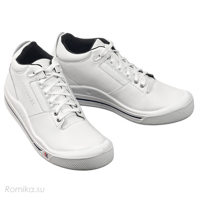 Кроссовки Tennis Master 204, цвет Weiss / Белый (фото)