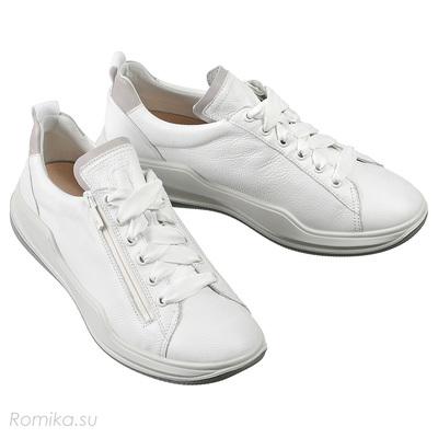 Сникерсы женские Marla 06, цвет White (фото)