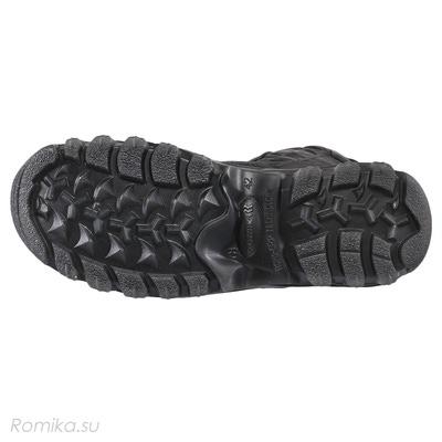 Зимние сапоги Yukon 02, цвет Черный (фото, вид 2)