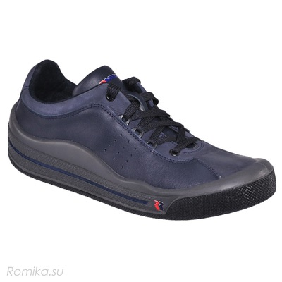 Кроссовки Tennis Master 201 синие, цвет Синий (фото, вид 1)
