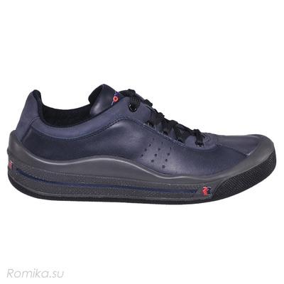 Кроссовки Tennis Master 201 синие, цвет Синий (фото, вид 2)