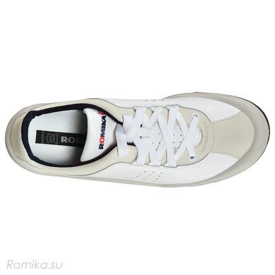 Кроссовки Tennis Master 201 белые, цвет Белый (фото, вид 2)