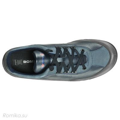 Кроссовки Tennis Master 201 синие, цвет Синий (фото, вид 3)