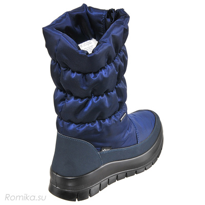Зимние сапоги Vista 34002, цвет Dark Blau (фото, вид 3)