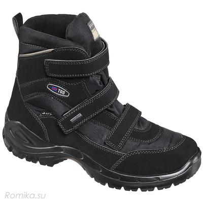 Зимние ботинки Vista 96030, цвет Schwarz (фото, вид 1)