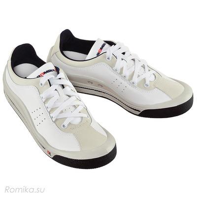 Кроссовки Tennis Master 201 белые, цвет Белый (фото)