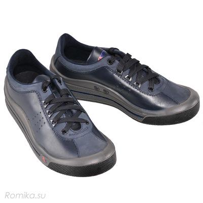 Кроссовки Tennis Master 201 синие, цвет Синий (фото)
