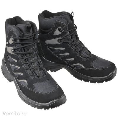 Зимние ботинки Vista 96043, цвет Schwarz