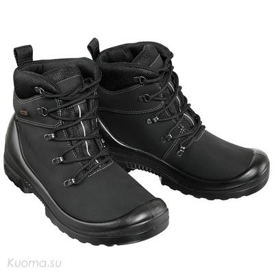 Зимние ботинки Oulanka, цвет Black