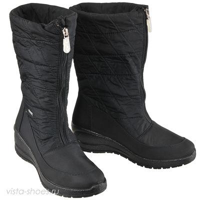 Зимние сапоги Vista 230, цвет Черный /Schwarz/
