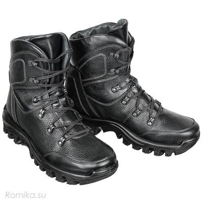 Зимние ботинки Yukon 57, цвет Черный