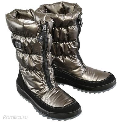 Зимние ботинки Vista 31322, цвет Peltro Array